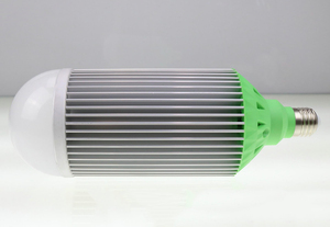 LED lampshade heat sink