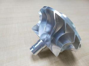 5 Axis machining